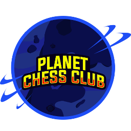Planet Chess Club logo